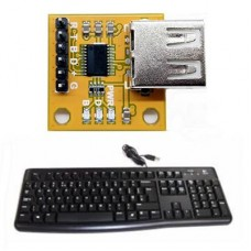 USB Keyboard Decoder - UART Output