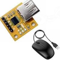 USB Mouse Decoder - UART Output