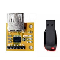 USB Data Logger - UART To PenDrive